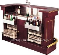 Wood Hotel /Home Bar Counter(Y-2)
