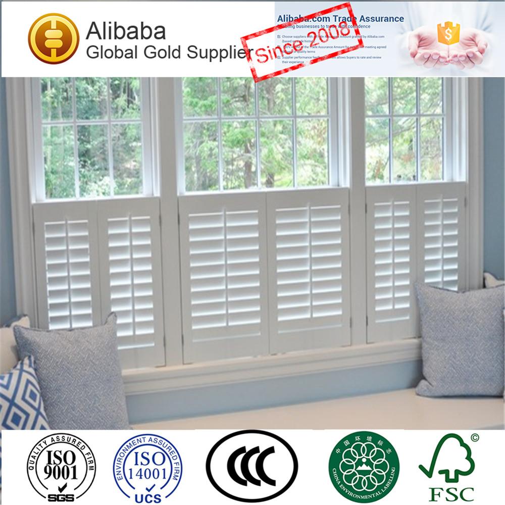 europ ische china und amerikanischen popul ren holz jalousien fenster blindshutters bambus. Black Bedroom Furniture Sets. Home Design Ideas