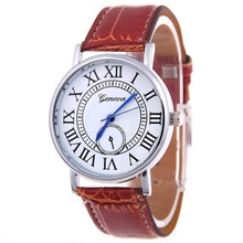 watches ladies fashion watch leather belt watch most popular production