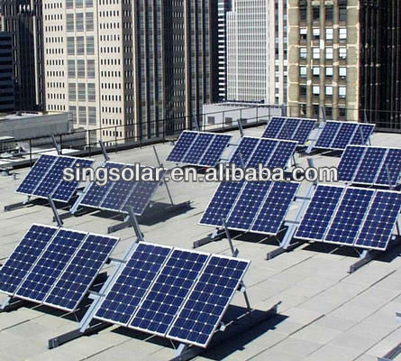 Newest Product Hot Sale High Efficiency mono or poly PV 300w industrial cheap solar panels