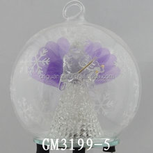 factory supplier decorative Christmas glass ball pendant light