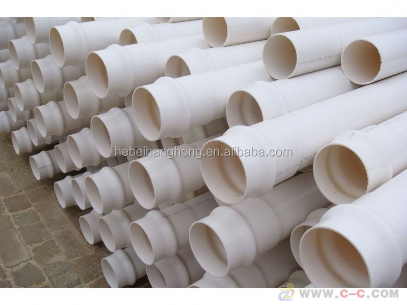 Trade Assurance Supplier 80mm pvc pipe
