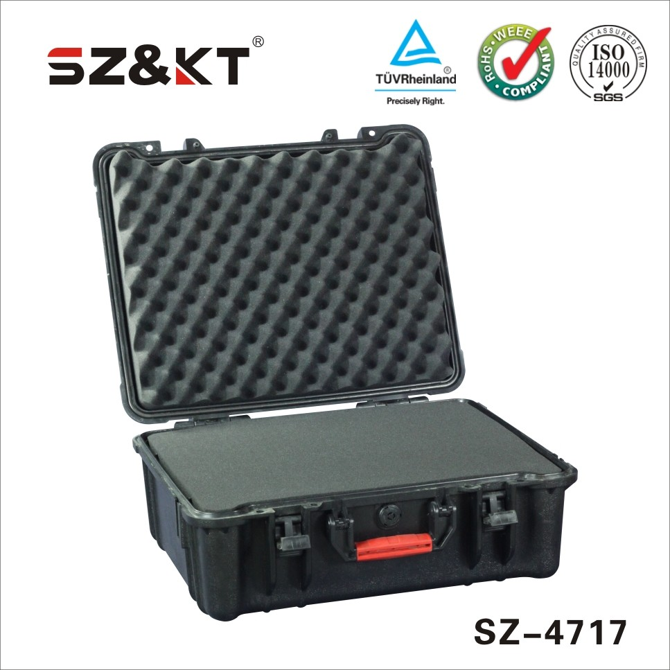laptop protective hard waterproof military plastic case