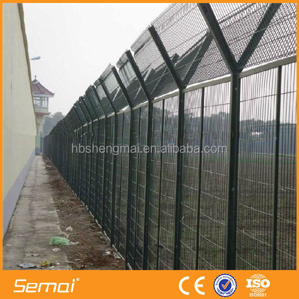 china factory cheap high security 358 prison mesh fence for sale