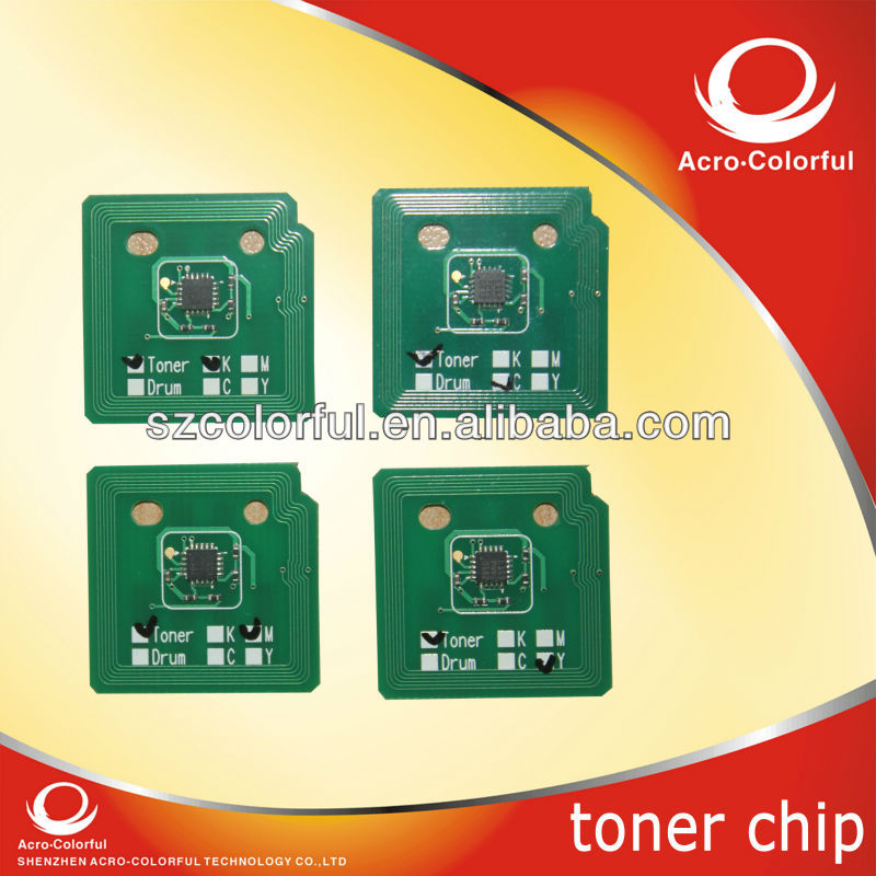 DocuPrint C2250 C2255 C3360 Sambo eLaser CA3250 laser printer reset cartridge toner chip for Xerox C2250