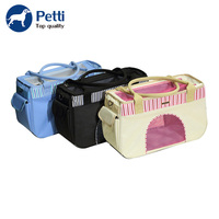 Fashionable nylon mesh cut travel breathable cat carrying bag