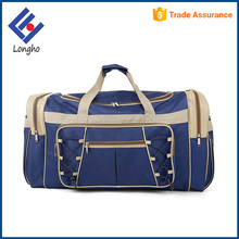 Classic easy carry large capacity duffel bag durable travel bags for men and women
