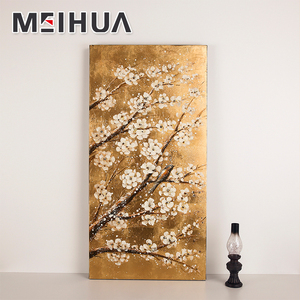 Contemporary canvas abstract art paintings for home decoration