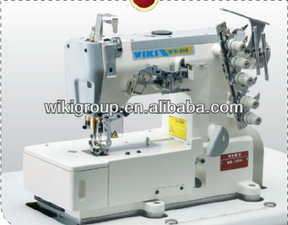500B High-speed lockstitch importer industrial fabric patch strobel sewing machine new price industrial