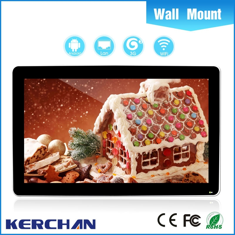 32 Inch Wall Mount computer linux all-in-one pc on alibaba espanol