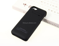 Full 2200mAh Backup Battery Pack Charger Case For iPhone 5 5S