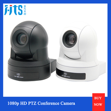 Internet Broadcasting Equipment 20X Lens DVI/HDMI/HD-SDI PTZ Video Conferencing Camera