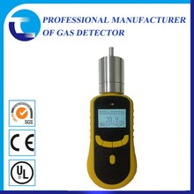 Portable fast response 100% oxygen gas analyzer for purity oxygen (0-100%vol)