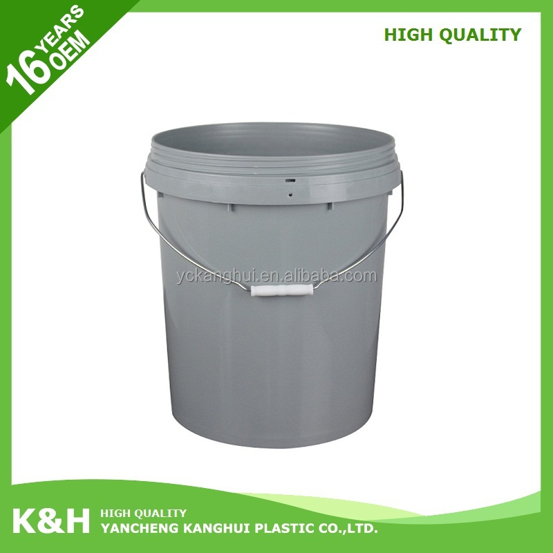 Multifunctional pail plastic pail with handles with low price