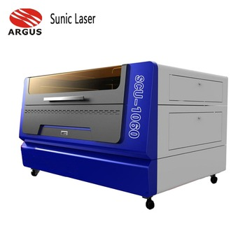 CO2 Laser Cutter Acrylic Wood Rubber MDF Laser engraving cutting machine