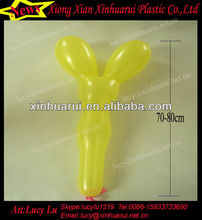china ballonsnew honey toys for kids 2013 baloons manufacturer rabbit shaped latex balloons