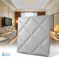 High quality Decorative Material Aluminum alloy lightweight white color ceiling tile