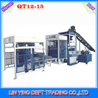 production intensity good red brick making machine