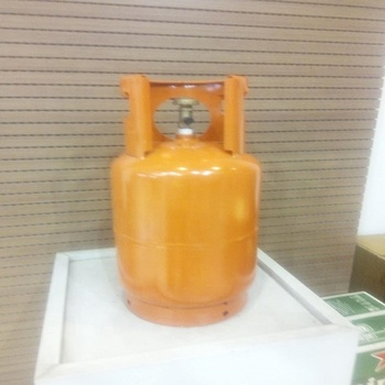 Professional export to EU with REACH Refrigerant gas R507a 10kg CE cylinder