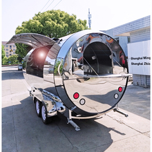 2018Hot selling mobile food cart mobile Food Truck /Food Cart/ Food Tralier For Sale