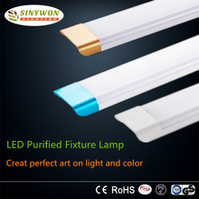 Hot sale led tri-proof light, 10w led linear batten tube for factory, market etc