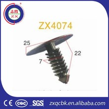 China alibaba universal car plastic clips and fasteners for car, auto body clips, auto plastic clips