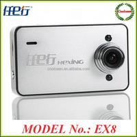 EX8 Full hd1080p mini car dvr camera