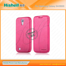 graceful curve design for protective case for samsung i9500 Galaxy S4