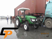 weifang CP machinery farm equipment 4x4 40HP top quality farmer tractor made in China