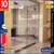 Top Quality US Certificate frameless glass entrance door