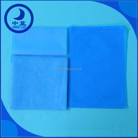 Zhonglan PP Disposable Surgical Cotton Bedsheets,Medical Cotton Bedsheet