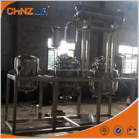 Miniature ultrasonic extraction&concentration machine