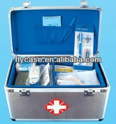 Aluminum100% sale service practical hot sale pet first aid kit made in China