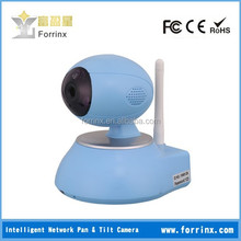 FORRINX Pan &Tilt Home 24 Hours Recording Intelligent Network IP Camera 720P Motion Detection