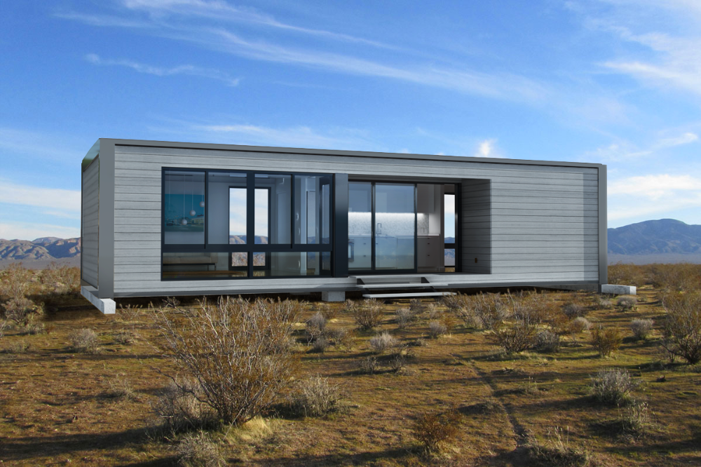 Flat pack best selling cheap prefab container house for Are prefab houses cheaper