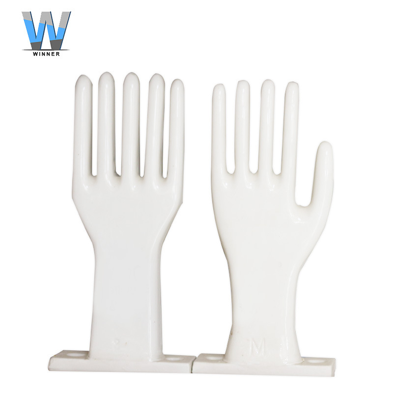 China supplie ceramic offer online shopping china glove hand mould