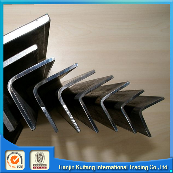 Q235/SS400/A36 Hot rolled galvanized (HDG) steel angles/mild steel angle bar/iron(Manufacturer)