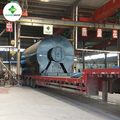 The Latest Technology 30T Waste Engine Oil Refining Distillation Machine To Diesel