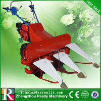 Diesel engine bean harvest machine,automatic green bean harvester