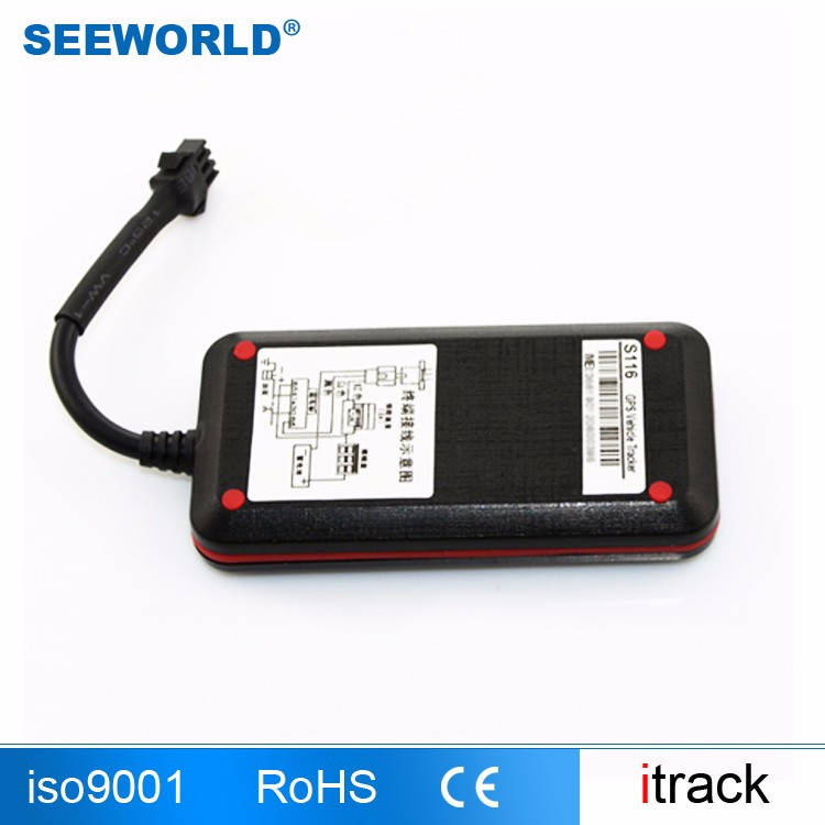 Car/Motorbikes/Vehicle GPS Tracker With waterproof remote control Motorcycle GPS Tracker