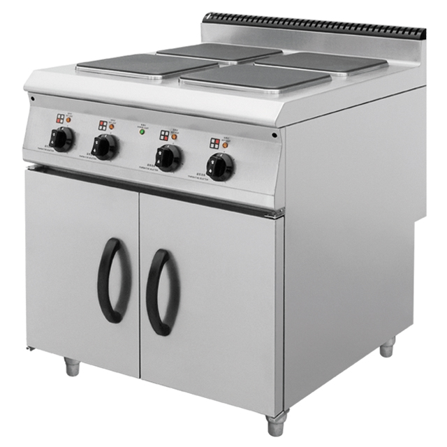 BN900-803B Electric hot plate cooker with cabinet