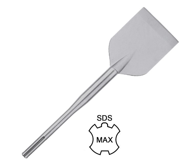 SDS Max Asphalt Cutter Chisel Bit for Road Building