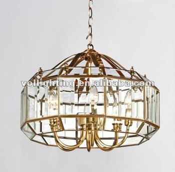 Antique Copper Brass Moroccan Pendant Light For Dining