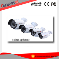 high vision bullet 2.0mp outdoor/indoor 1080p high definition cctv ip camera waterproof