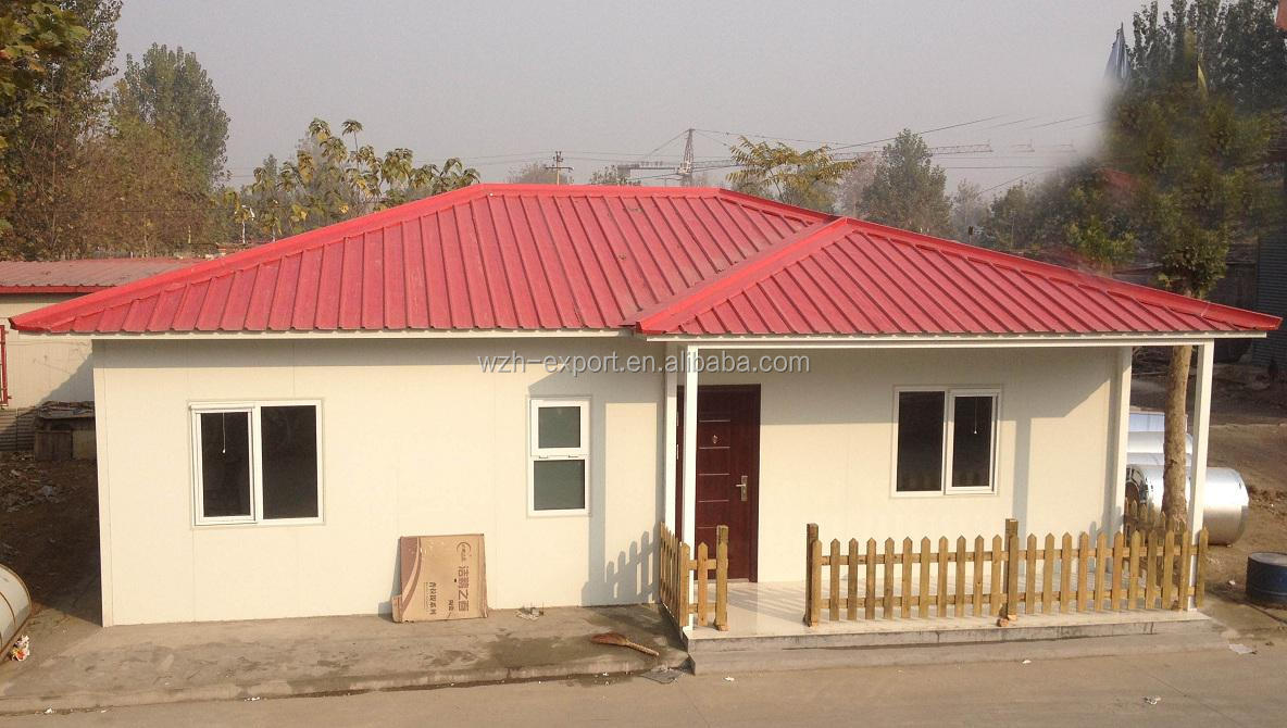Prefab Warehouse Steel Building Modular House From China