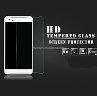 MYX 2016 hot sale premium 9H tempered glass screen protector for HTC One X9