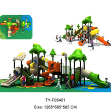 used and big outdoor playground surface for sale plastic outdoor playground