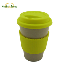 Competitive Price Natural Rice Husk Cups