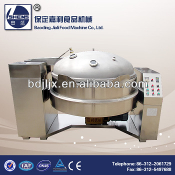 Industrial vacuum sugar cooker
