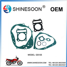 Fast delivery and low price motorcycle cylinder gasket of GN125 motorcycle part
